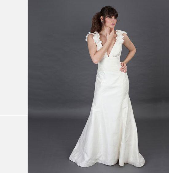 Heidi Elnora 'Callie Aldridge' gown available @ #Nordstrom #Wedding Suite #nordstromwedding