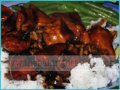 Teriyaki Chicken - The Baking Beauties