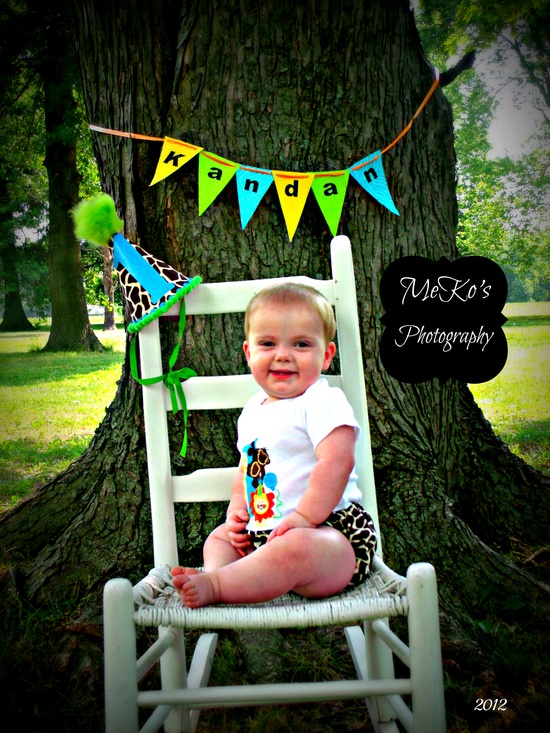 1st Birthday photography session