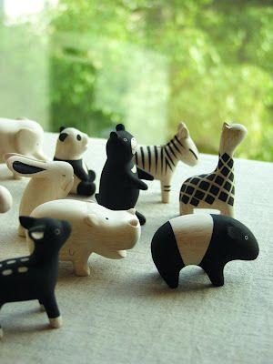 cute animals by T-Lab at Hibino.co.il