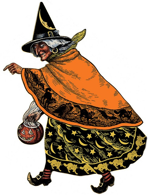 Excellent witch.