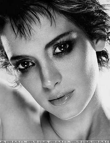 Winona Ryder... She has a special angel :)