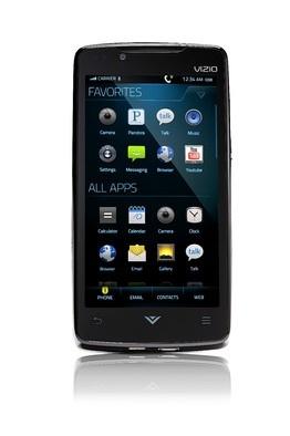 Vizio VIA smartphone