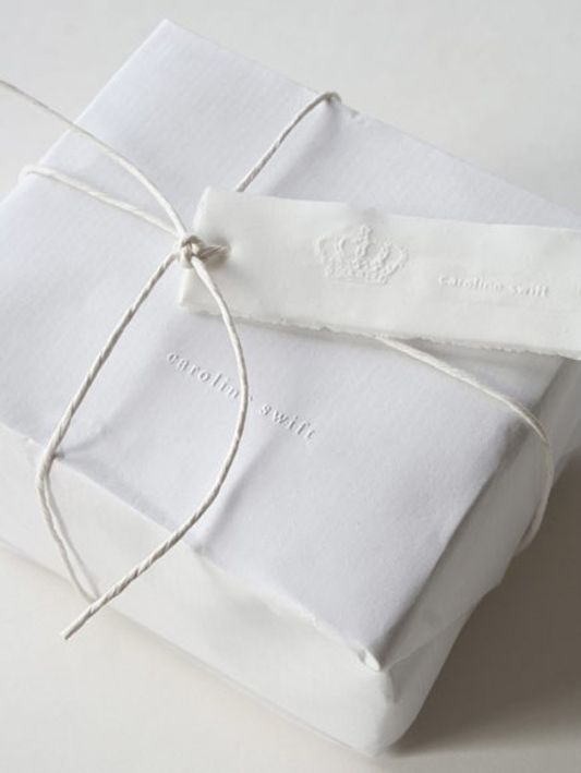 white present wrapping  #diy #xmas #decor #winter