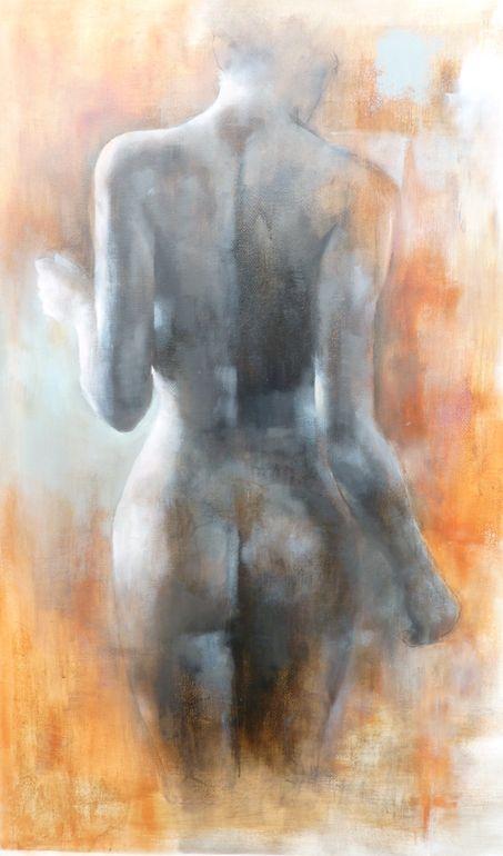 "Saatchi Online Artist: Patrick Palmer; Oil, 2011, Painting ""The Burning"""