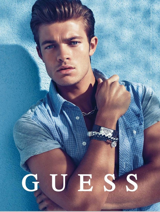 GUESS JEWELRY FOR MEN