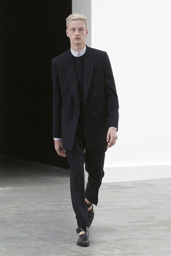 Balenciaga menswear Spring Summer 2013 collection
