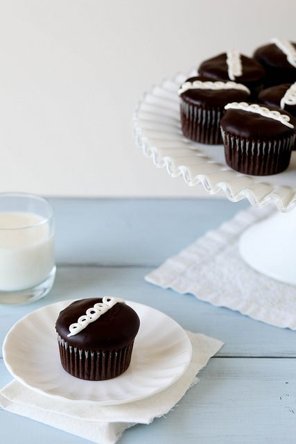 Fauxstess Cupcakes by annieseats, via Flickr