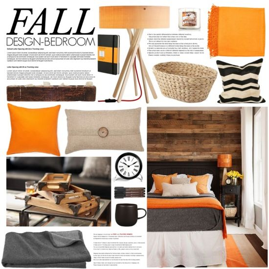 Fall Design- Bedroom