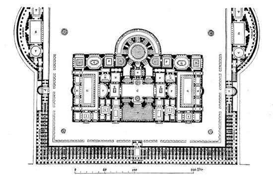 Baths of Caracalla-Rome
