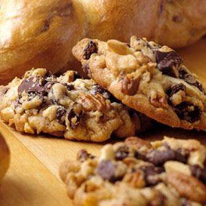 10 Super-Easy Cookie Recipes