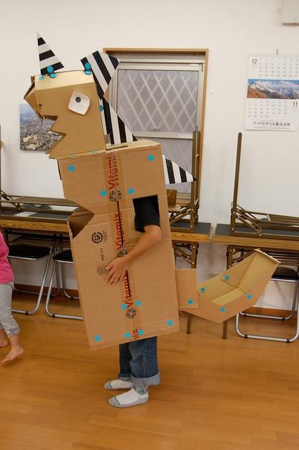 MakeDOJO 13: Costume Making