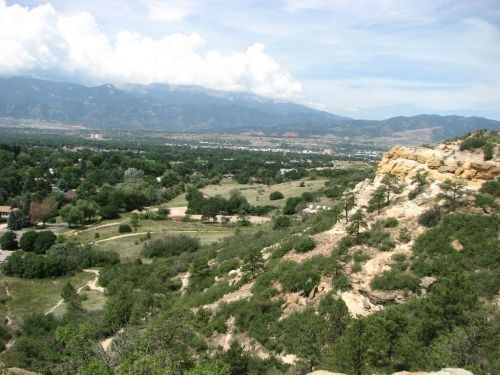CO Springs Trails
