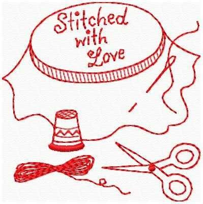 embroidery pattern ...