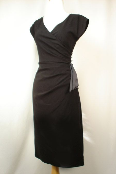 1940s couture dress by Stop Staring