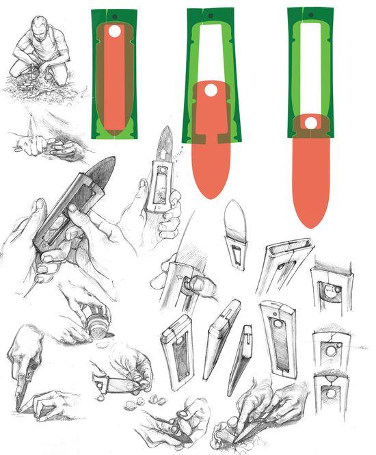 Jason May Industrial Design Illustration