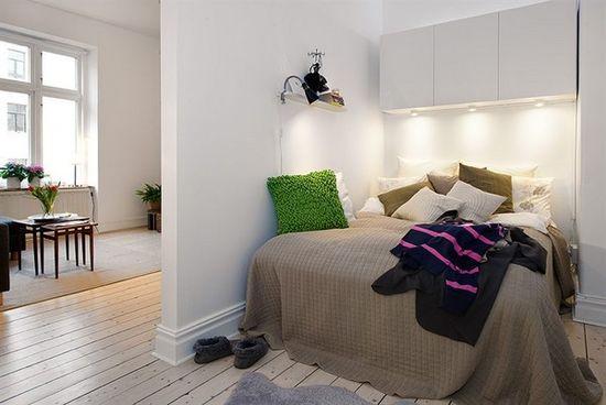15 piccoli appartamenti idee per arredare piccoli spazi for Idee x arredare casa
