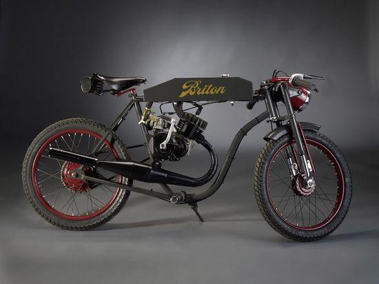 briton #moped