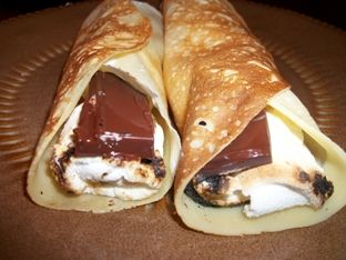 S'more Crepes