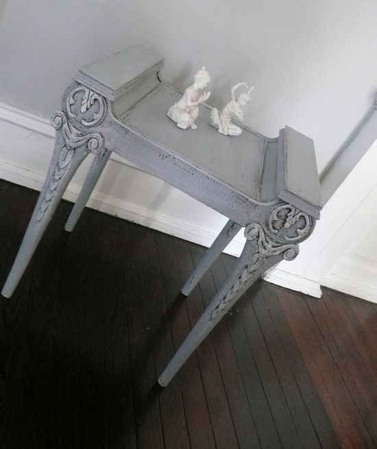 Parisian Chic Accent Table