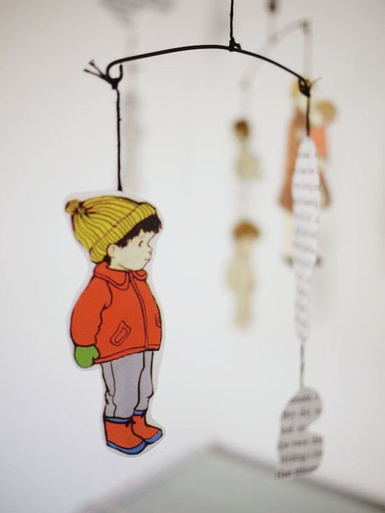 Paper Doll Mobile, Nice!