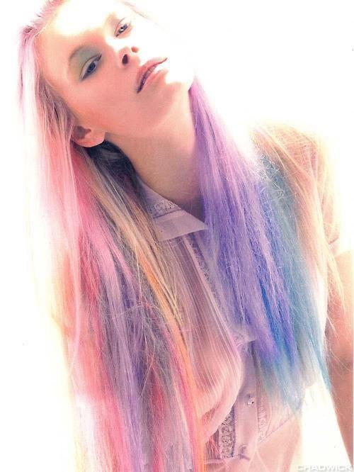 #colorful #hair