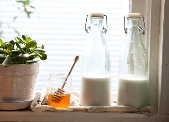 5 Nut milk recipes