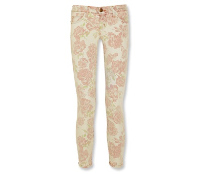 Current/Elliott printed jeans www.instyle.com/...