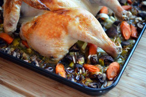 Easiest Roast Chicken Ever