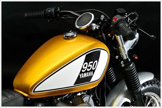 Yamaha Star Bolt Scrambler - Doc'sChops - Pipeburn - Purveyors of Classic Motorcycles, Cafe Racers & Custom motorbikes