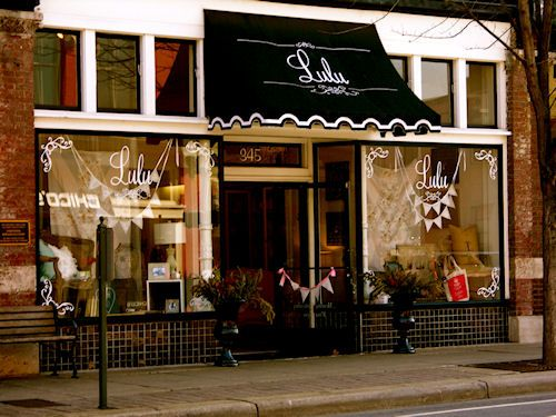 Franklin, Tennessee  (Love the Shop Front)