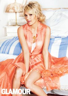 Glamour's June 2012 cover girl