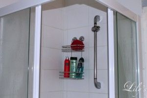 Bathroom Decoration - organize your shower