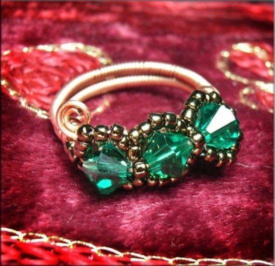 Jewelry Tutorials Rings