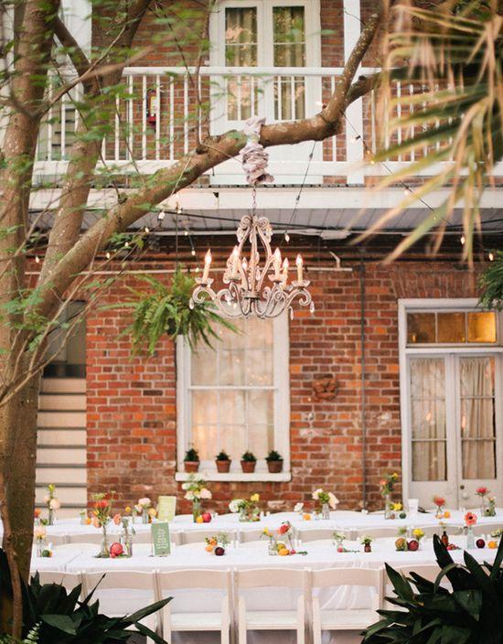 Wedding decor found on Pinterest