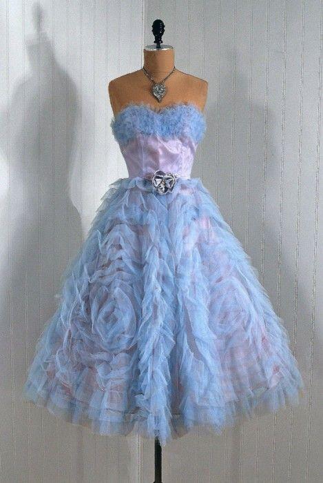 1950s dress ~ ? ~
