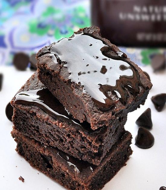 100 calorie brownies!