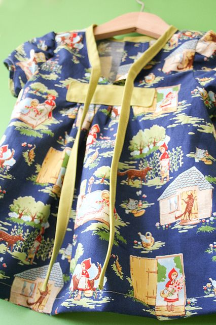 2+2 blouse pattern by Oliver + S