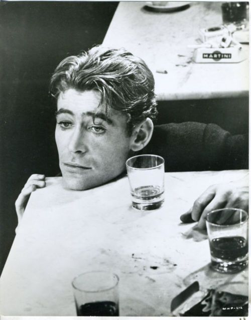 Peter O'Toole, What's New Pussycat?