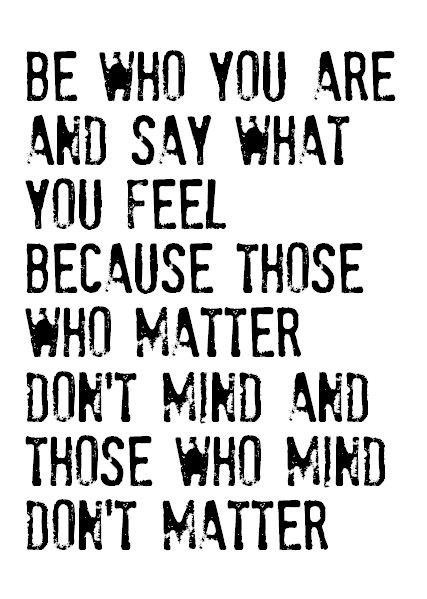 Dr. Seuss, you were one wise man