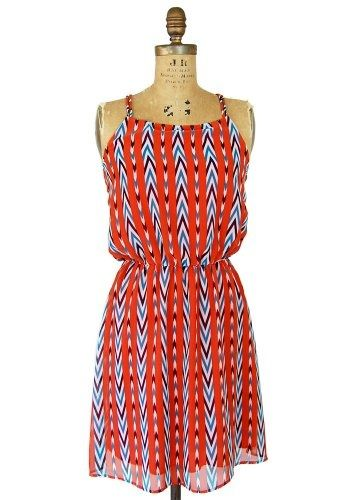 Cute summer dress! #tlc waterfalls #summer clothes style #my summer clothes