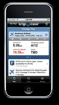 TripCase - The fastest growing travel application allowing travelers to remain organized, keeping all travel information in one easy-to-access location. Download now to your mobile device!