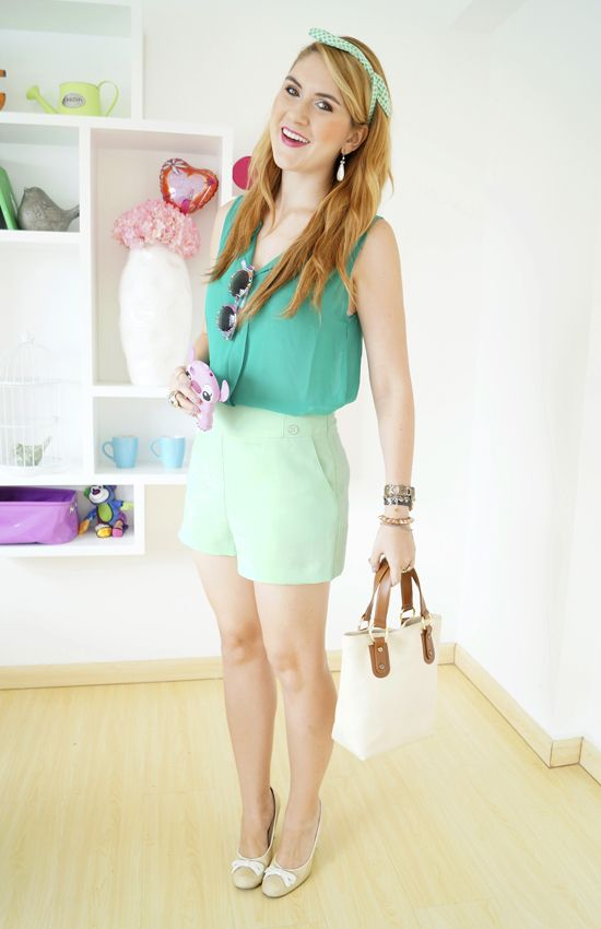 #fashion #fashionista @Marie McGrath Colorful Summer Outfits