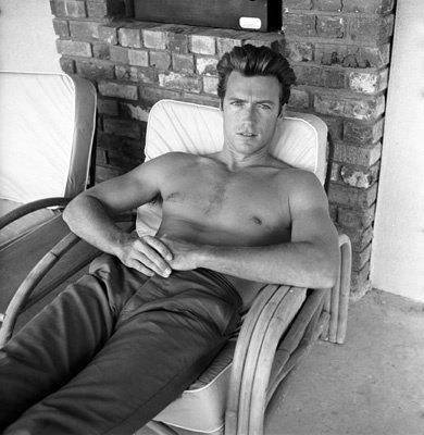 Clint Eastwood #style #fashion #icon #iconic #hollywood #actor #legend #style #elegance #blackandwhite