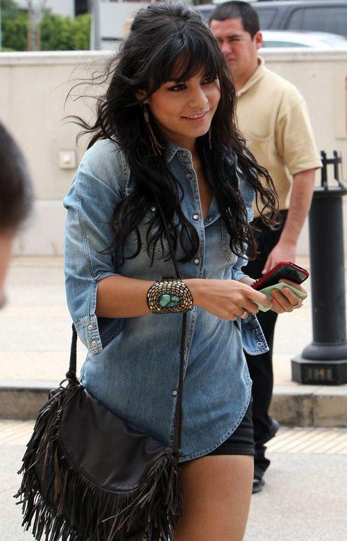 love her bohemian style!