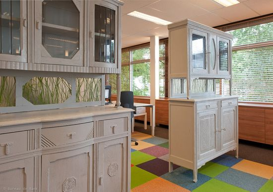 PVP office design