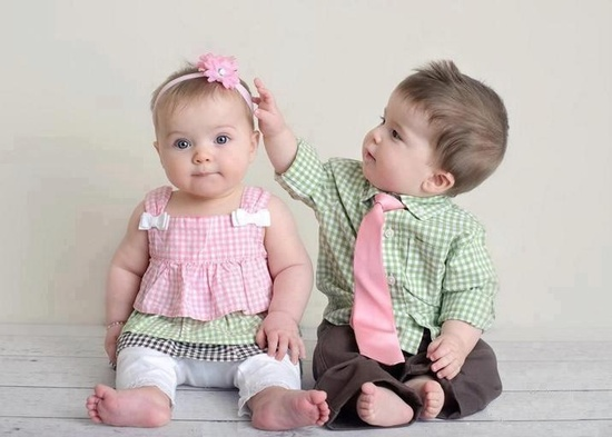 Cute babies outfit