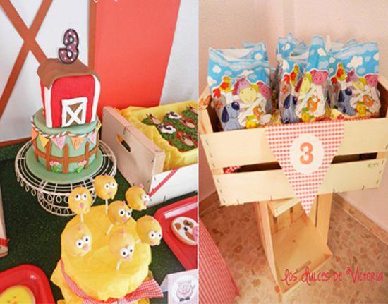 McDonalds Farm Birthday Party with Lots of Ideas via Karas Party Ideas