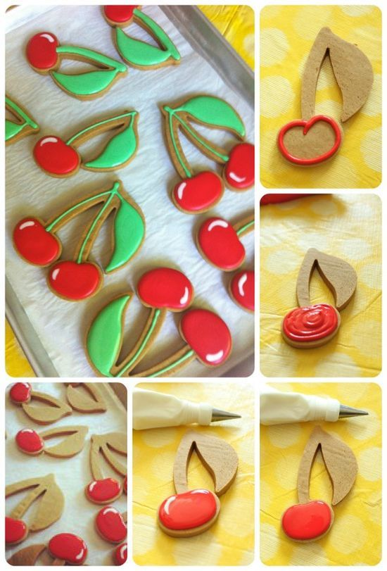 How to make decorated cherry #nwa express yourself #diy fashion #handmade journal #handmade paper flowers #handmade flower