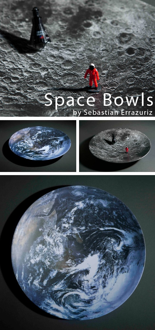 Space bowls...